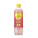 ピンクのC.C.レモン「サントリー C.C.レモン ピンク・レモネード」