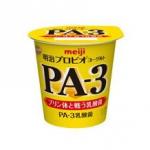 プリン体と戦う乳酸菌「明治 プロビオヨーグルトPA-3」