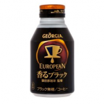 新・バリスタハンド製法「ジョージア ヨーロピアン 香るブラック」