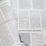 新聞紙は災害時のお役立ちアイテム
