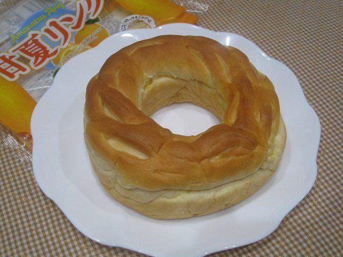 第一パン「甘夏リング」