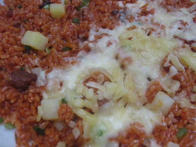 ニチレイ「炒めタッカルビ飯」