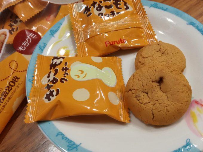 フルタ製菓「きなこもちクッキー」