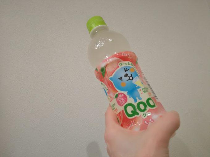 大人だって飲みたいんだもん♪コカ・コーラ「Qooもも」