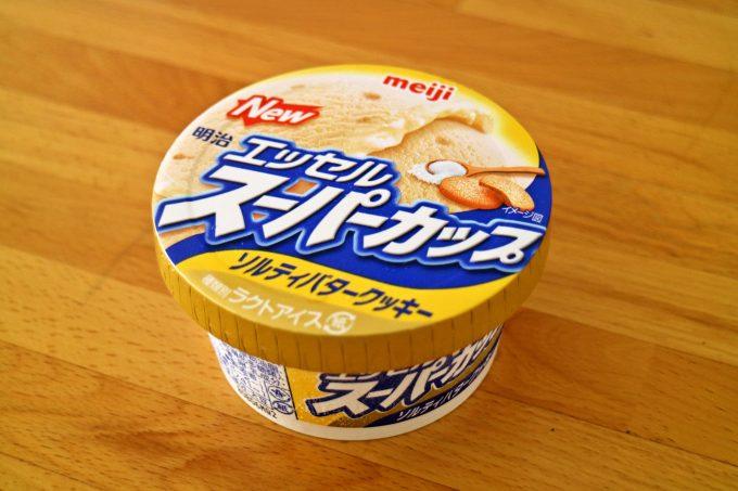 甘味と塩味の絶妙なバランス!「エッセルスーパーカップ ソルティバタークッキー」が登場