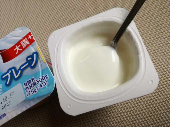 この食感、はまりそう。森永乳業「ビヒダスヨーグルト プレーン 砂糖不使用 生クリーム仕立て」