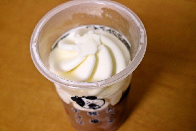 ミルクとチョコの安定感アイス♪「たべる牧場チョコ」