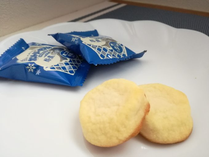 冷やして食べると超感動☆不二家「白いカントリーマアム 酪農ミルク」