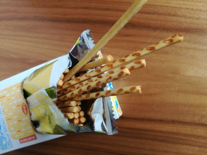夏味プリッツが登場☆グリコ「プリッツ<旨塩レモン>」