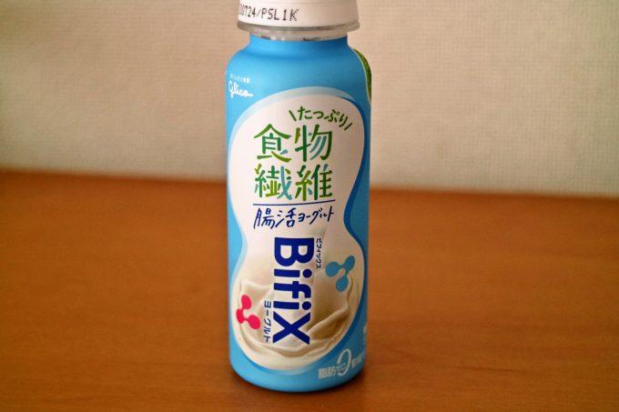 ビフィズス菌だけじゃない!「BifiX腸活ヨーグルト-食物繊維たっぷり-」